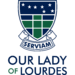 Our Lady of Lourdes Primary Logo